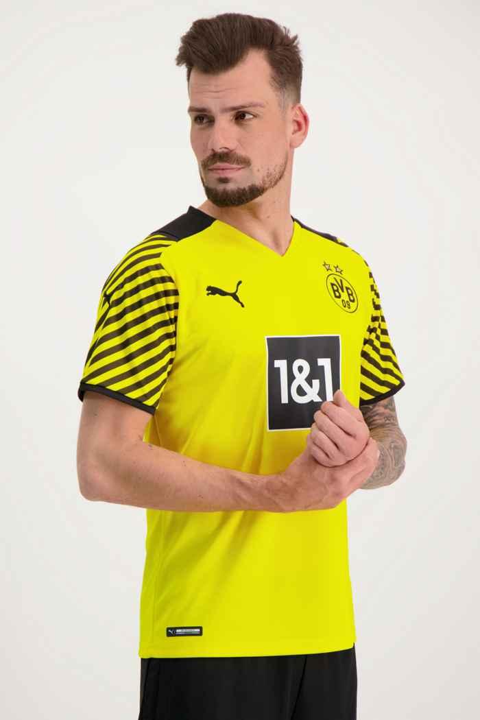 Puma Borussia Dortmund Home Replica maglia da calcio uomo 1