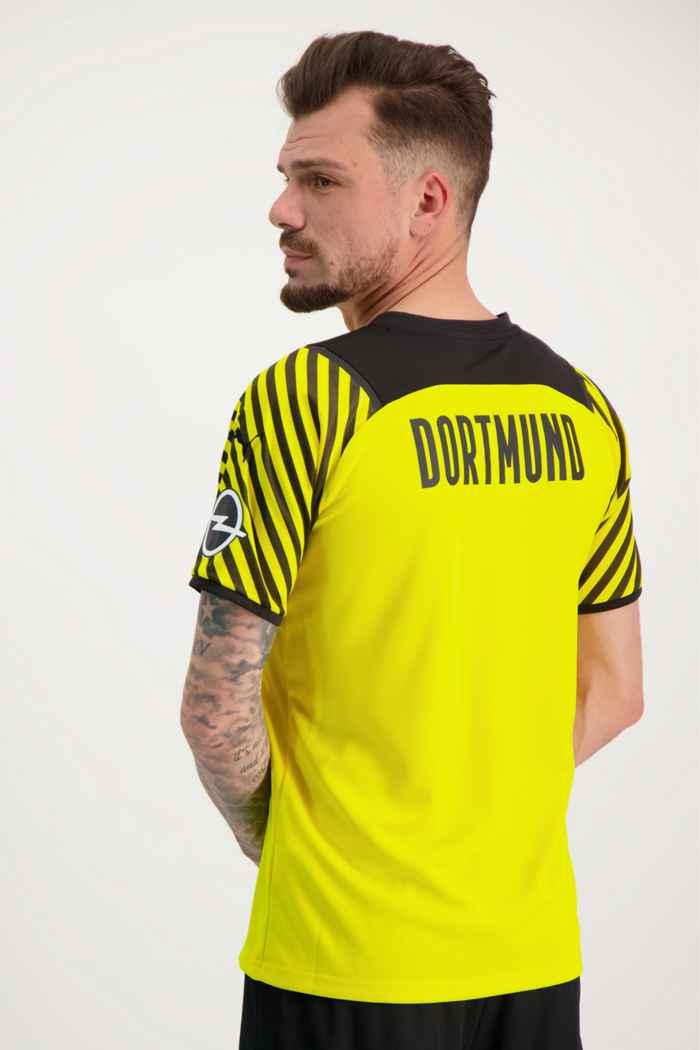 Puma Borussia Dortmund Home Replica maglia da calcio uomo 2