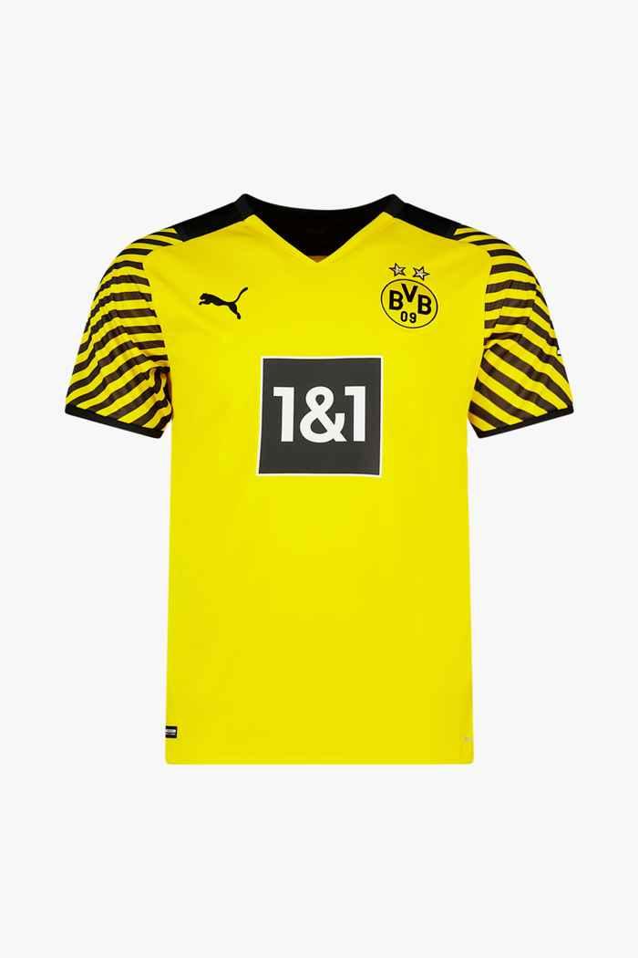 Puma Borussia Dortmund Home Replica malgia da calcio bambini 1