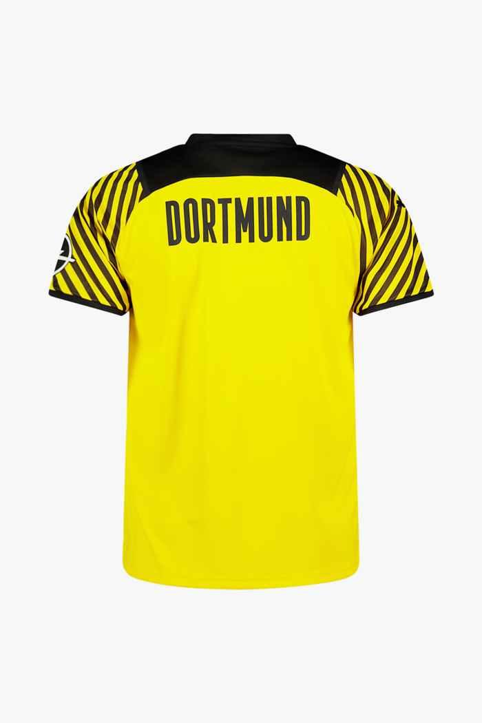 Puma Borussia Dortmund Home Replica malgia da calcio bambini 2