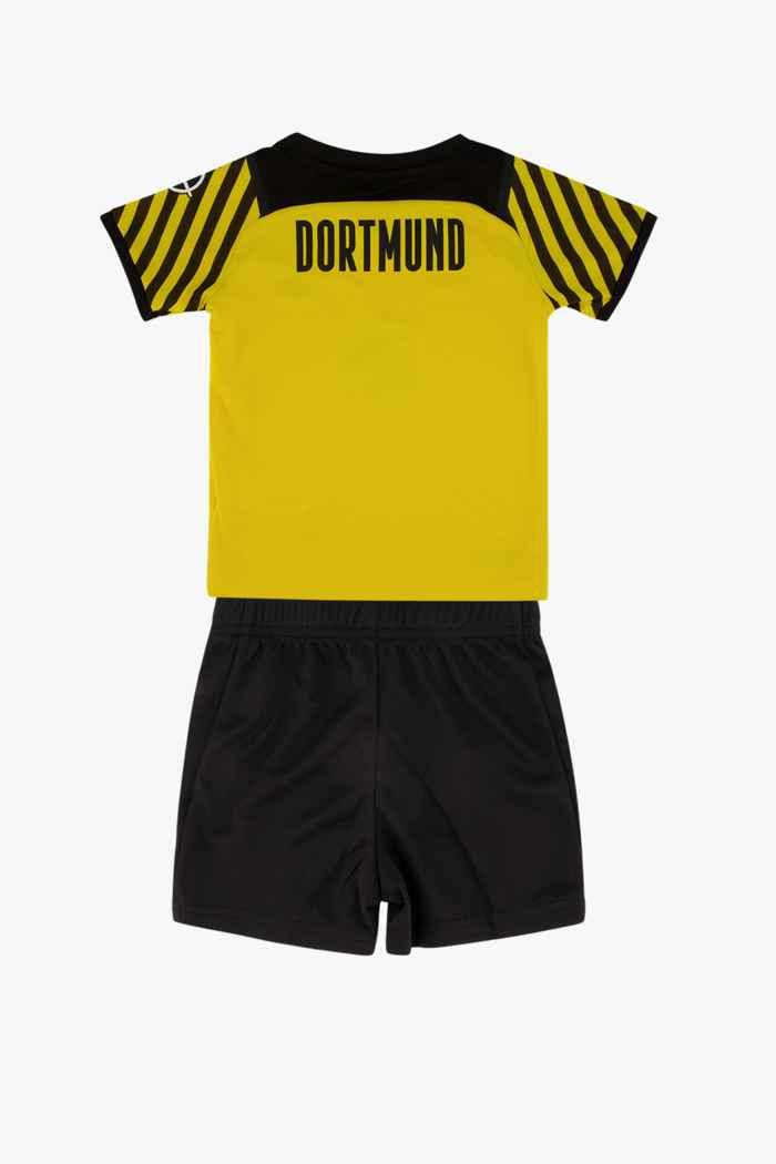 Puma Borussia Dortmund Home Replica Mini kit de football enfants 2