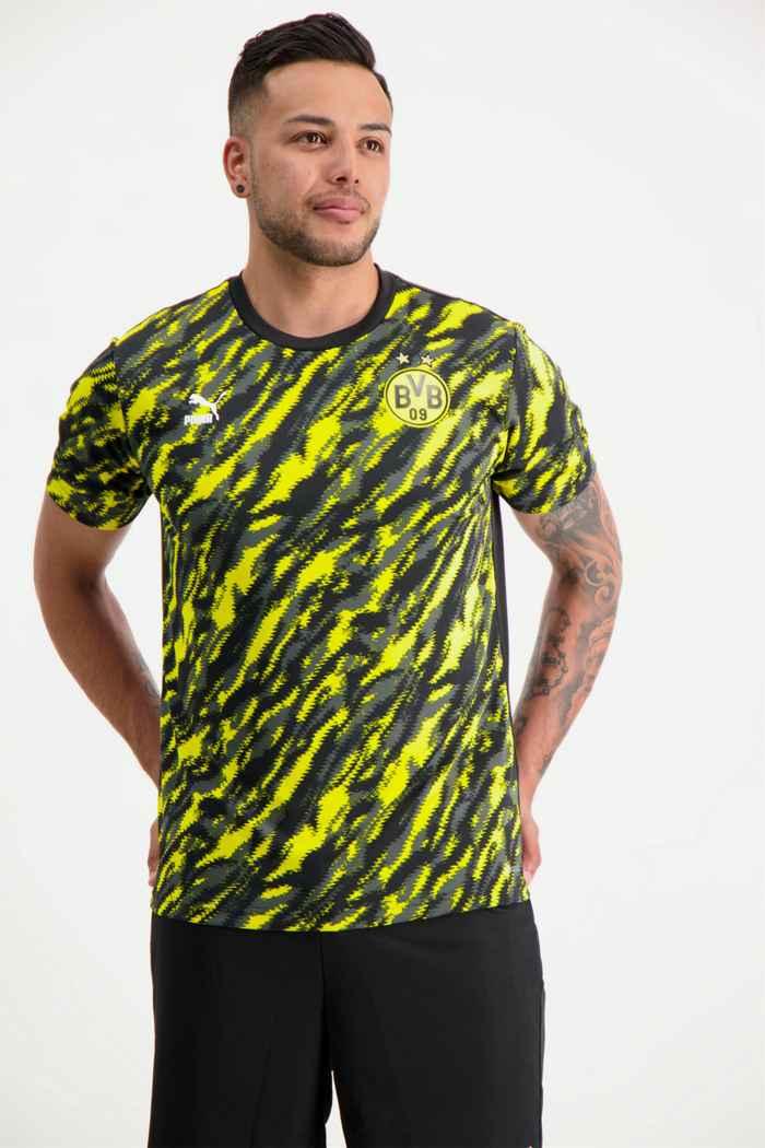 Puma Borussia Dortmund Iconic MCS Graphic t-shirt uomo 1
