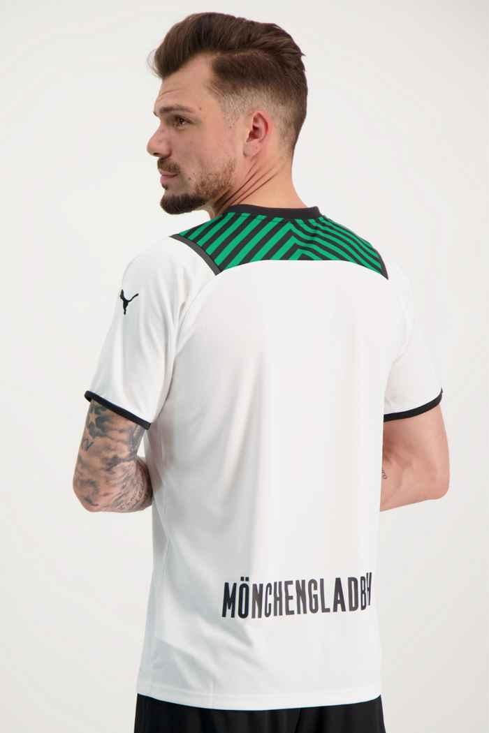Puma Borussia Mönchengladbach Home Replica maglia da calcio uomo 2