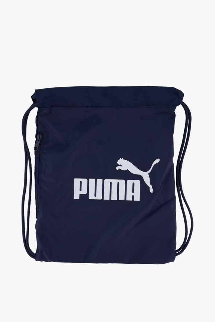 Puma Classic Cat gymbag Couleur Bleu navy 1