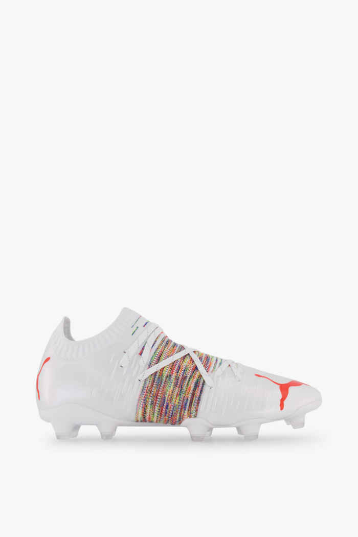 Puma Future Z 1.1 FG/AG chaussures de football hommes Couleur Blanc 2
