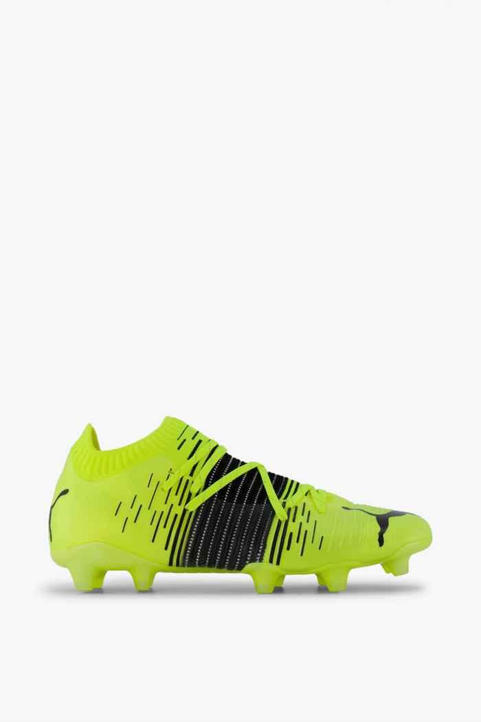 Puma Future Z 1.1 FG/AG scarpa da calcio uomo Colore Giallo 2