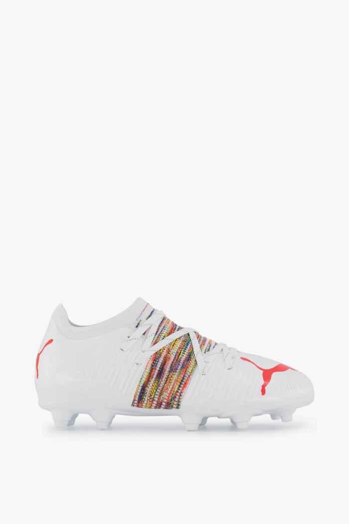 Puma Future Z 2.1 FG/AG chaussures de football enfants Couleur Blanc 2