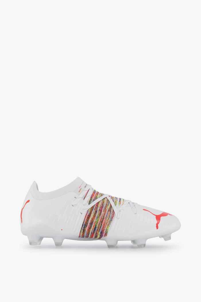 Puma Future Z 2.1 FG/AG chaussures de football hommes Couleur Blanc 2