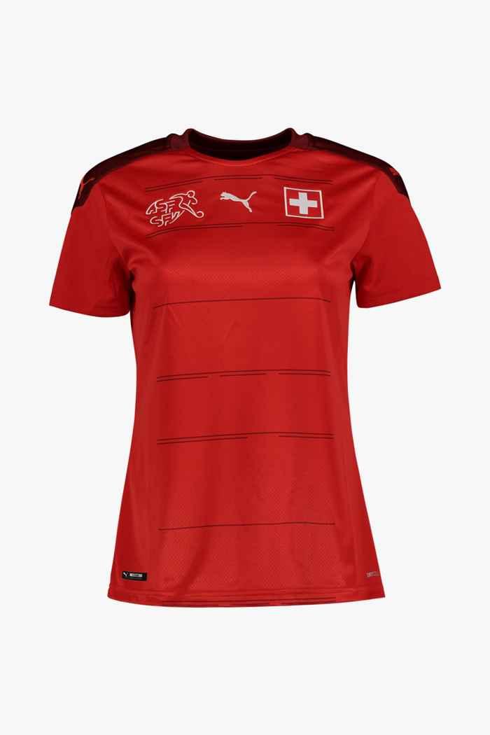 Puma Schweiz Home Replica Damen Fussballtrikot 1