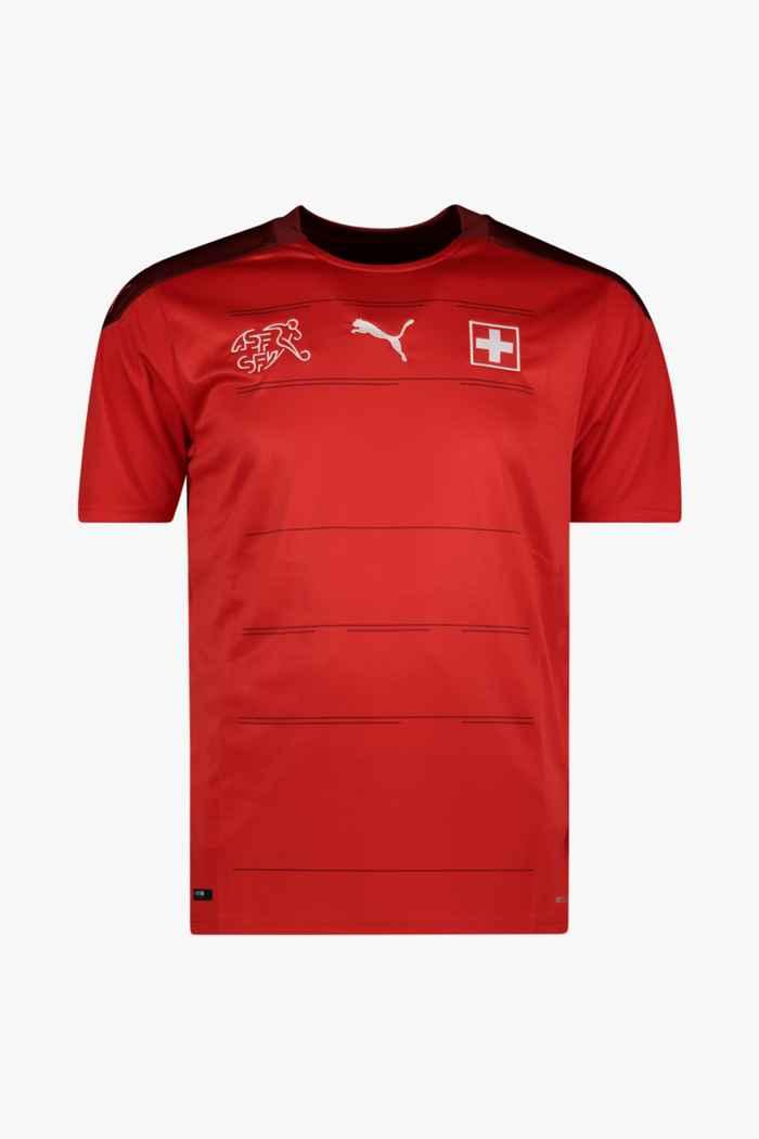 Puma Schweiz Home Replica Kinder Fussballtrikot 1
