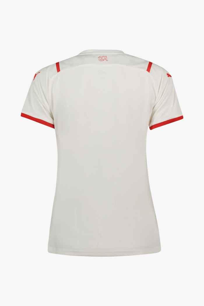 Puma Suisse Away Replica maillot de football femmes 2