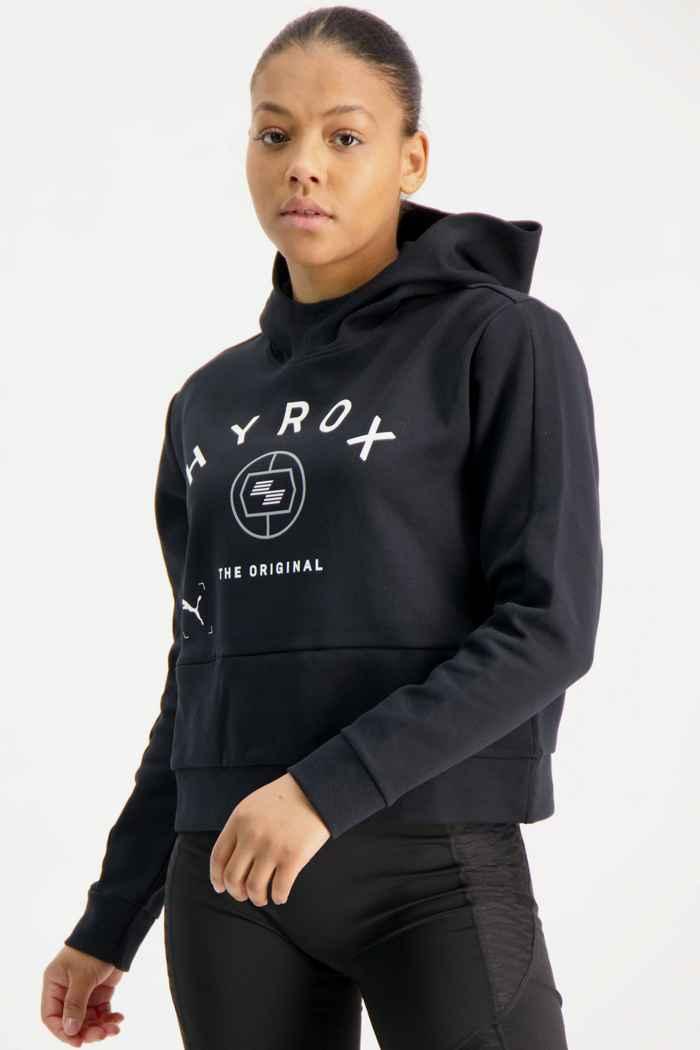 Puma X Hyrox Circle Logo hoodie femmes 1