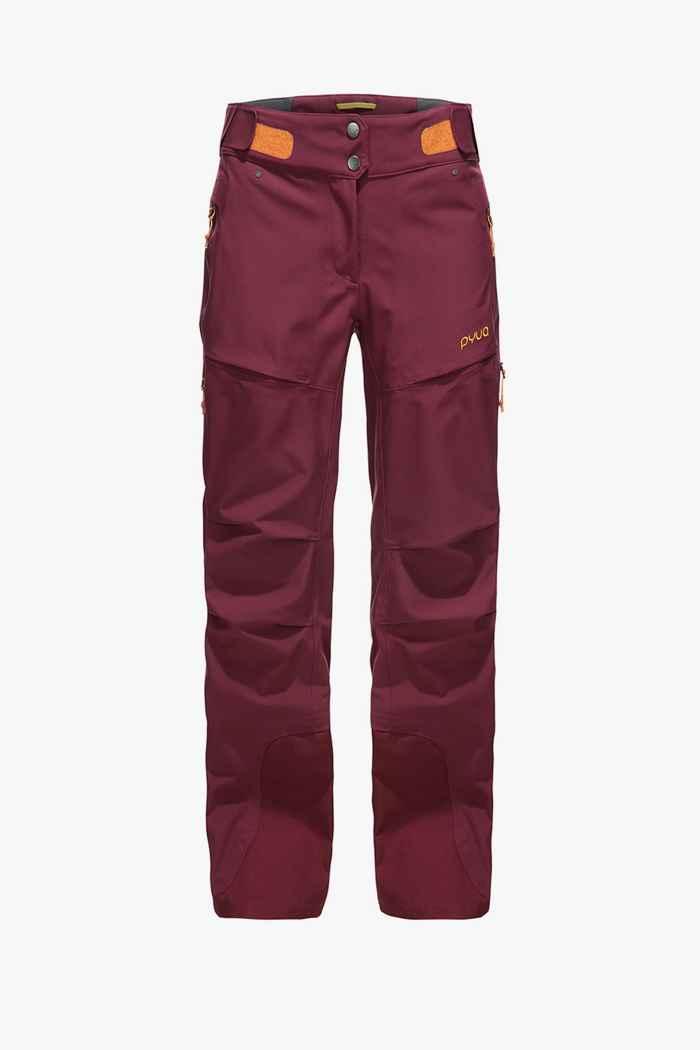 pyua Release pantalon de ski de randonnée femmes 1