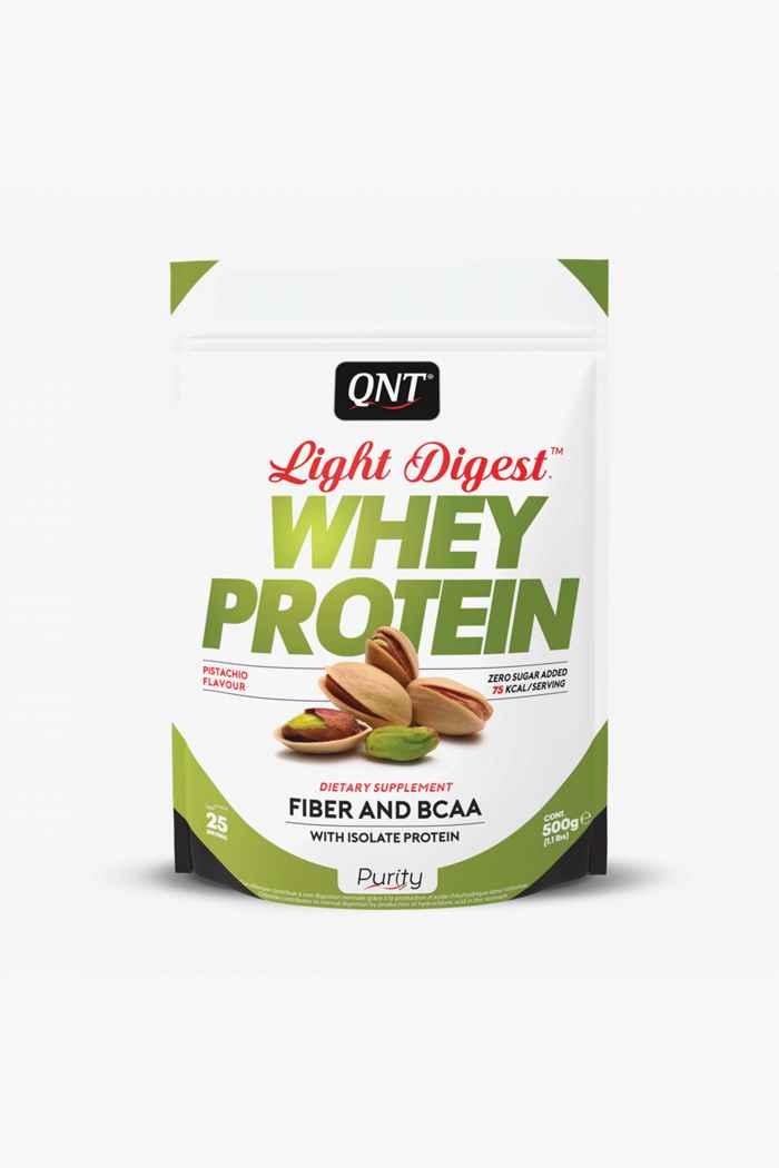 QNT Light Digest Whey 500 g Proteinpulver Farbe Grün 1