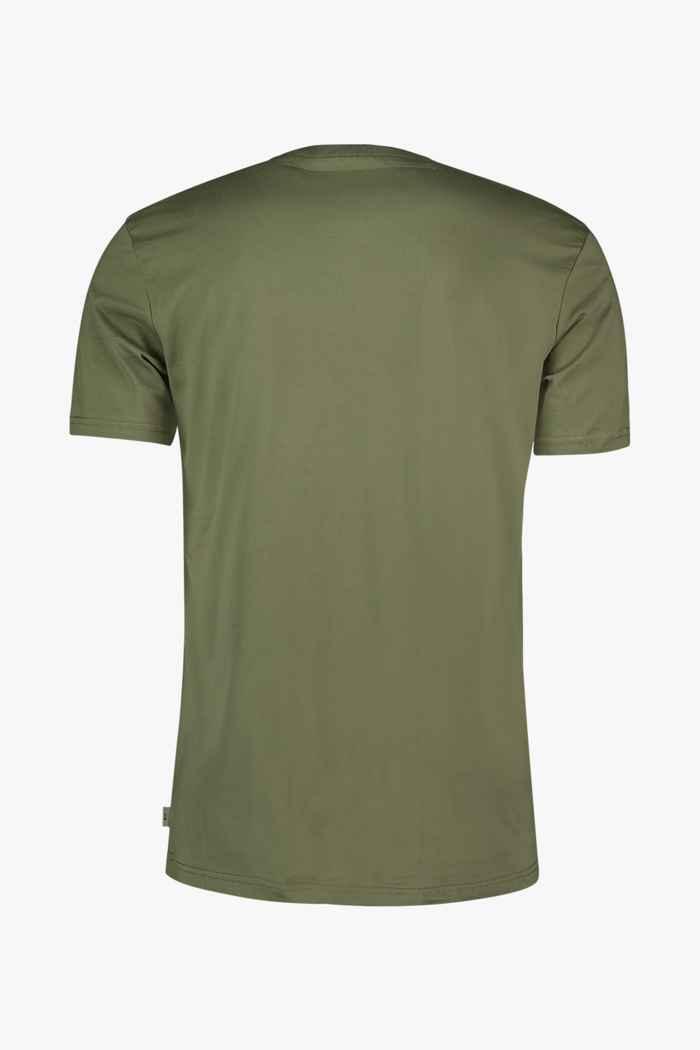 Quiksilver Cut To Now t-shirt hommes Couleur Olive 2