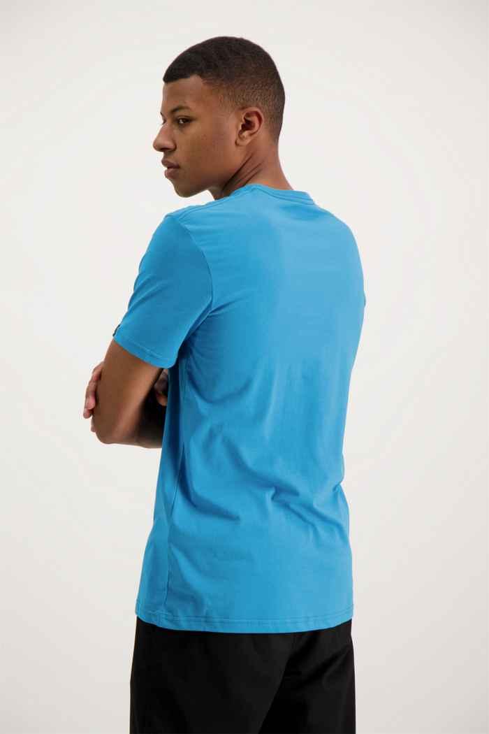 Quiksilver High Fusion t-shirt hommes Couleur Bleu 2