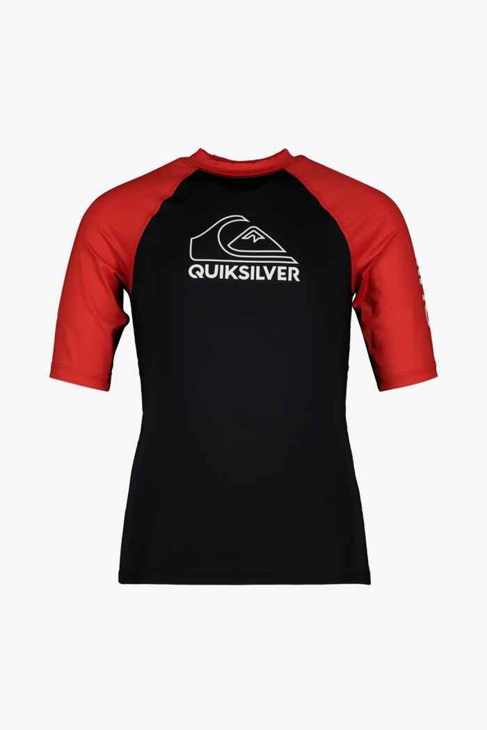 Quiksilver On Tour 50+ lycra shirt garçons 1