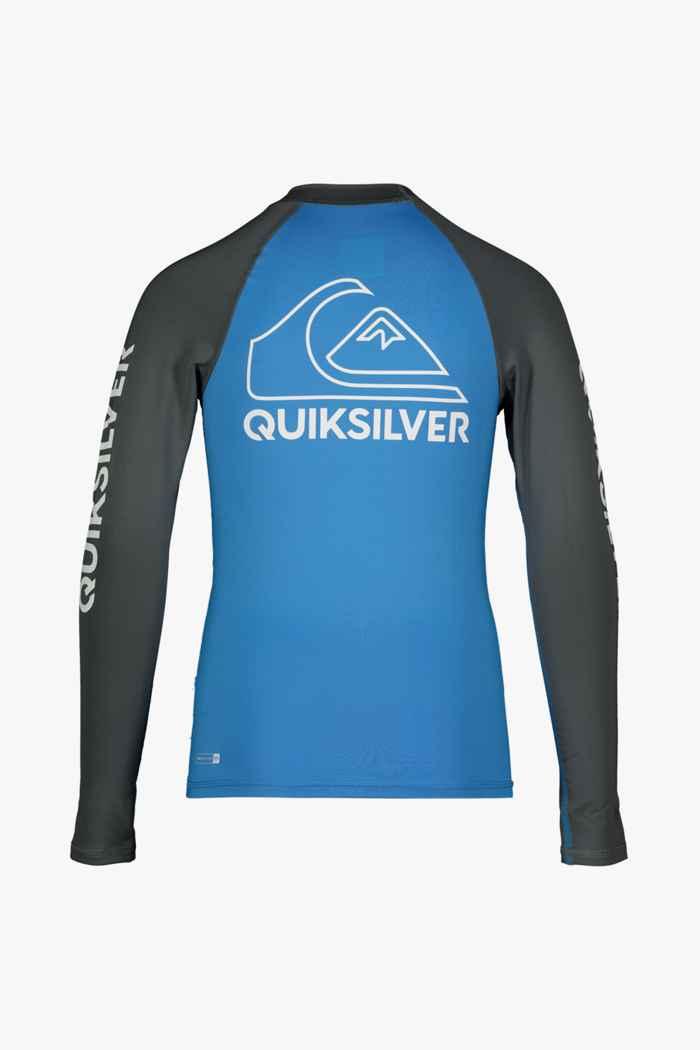 Quiksilver On Tour 50+ lycra shirt garçons 2