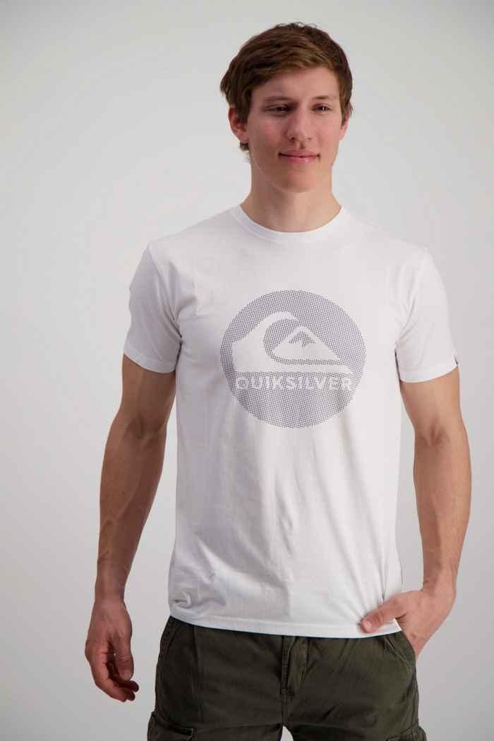 Quiksilver Quik Dreams t-shirt hommes Couleur Blanc 1