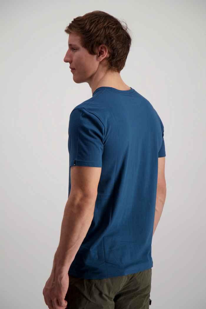 Quiksilver Quik Dreams t-shirt hommes Couleur Bleu 2