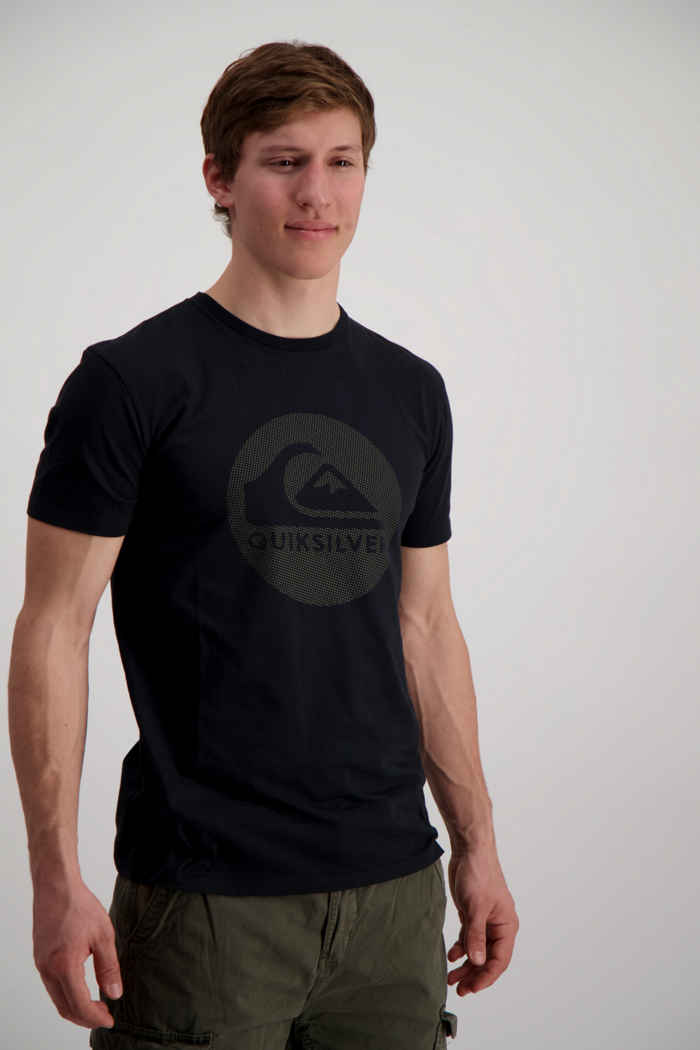 Quiksilver Quik Dreams t-shirt hommes Couleur Noir 1