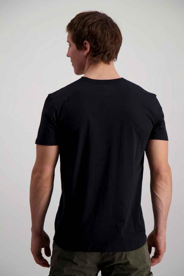 Quiksilver Quik Dreams t-shirt hommes Couleur Noir 2