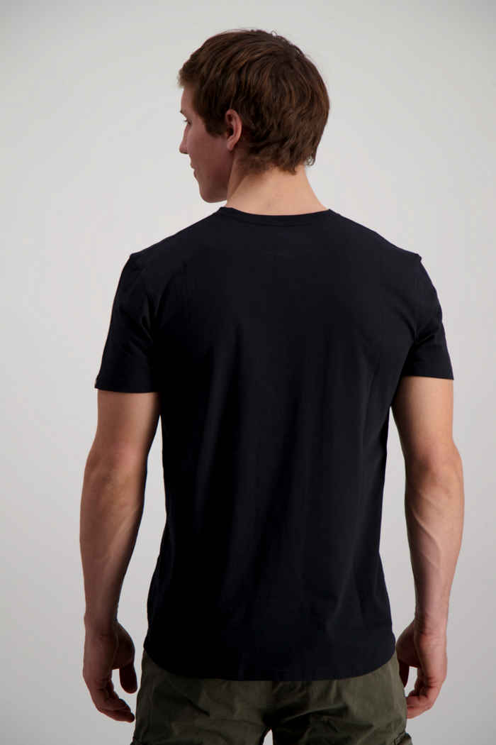 Quiksilver Quik Dreams t-shirt uomo Colore Nero 2