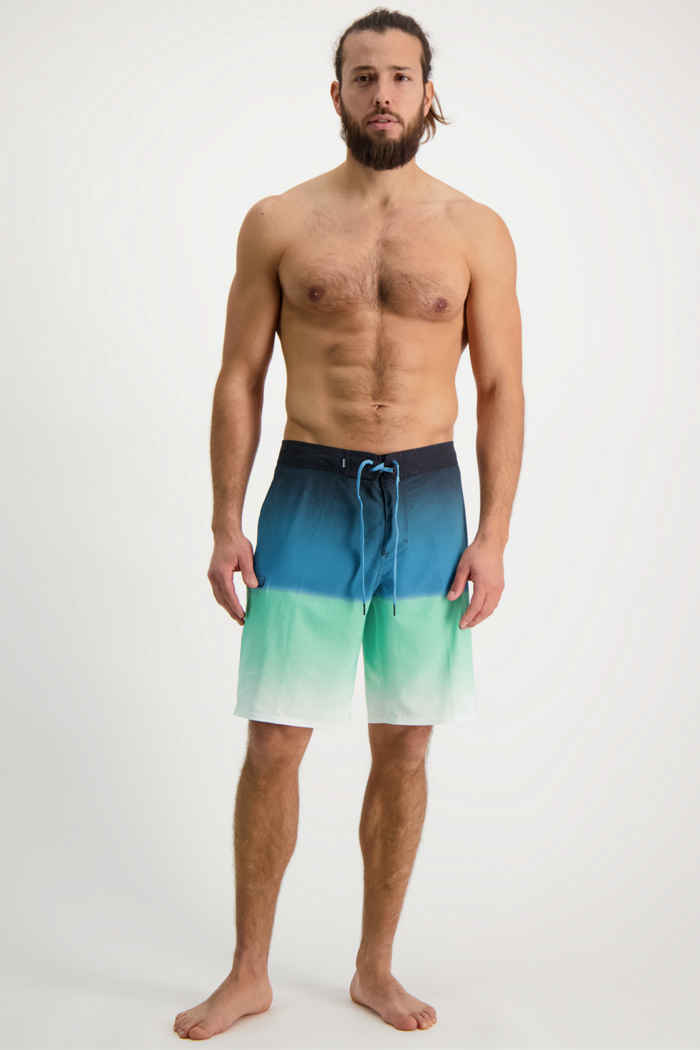 Quiksilver Surfsilk Slab 20 Inch costume da bagno uomo 1
