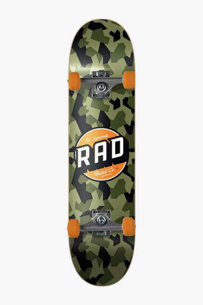 Rad Camo Classic skateboard 1