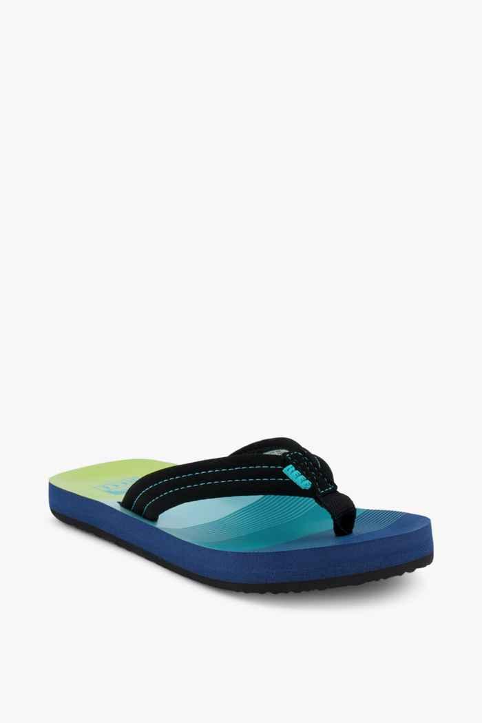 Reef Ahi infradito bambini Colore Blu 1