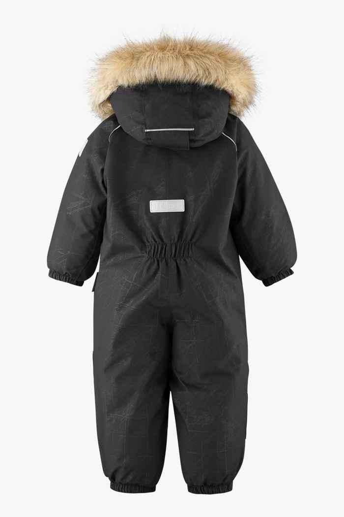 Reima Aapua combinaison de ski jeune enfant Couleur Noir 2