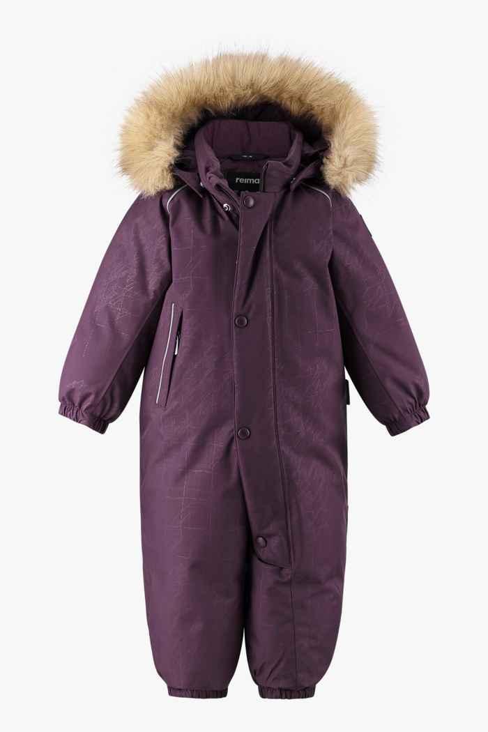 Reima Aapua combinaison de ski jeune enfant Couleur Violet 1