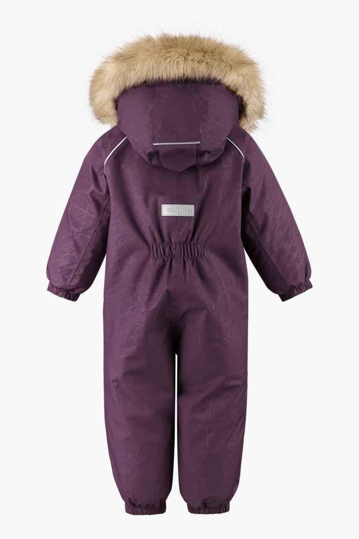 Reima Aapua combinaison de ski jeune enfant Couleur Violet 2