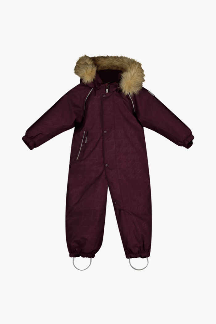 Reima Aapua Kleinkind Skioverall Farbe Lila 1