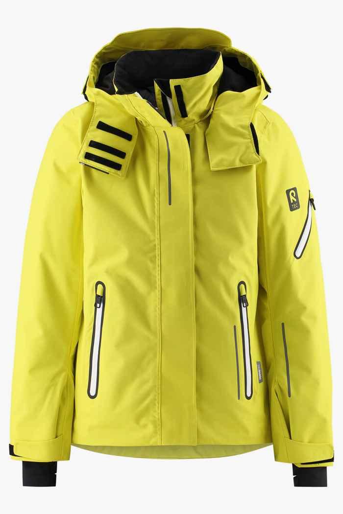 Reima Frost Mädchen Skijacke Farbe Gelb 1