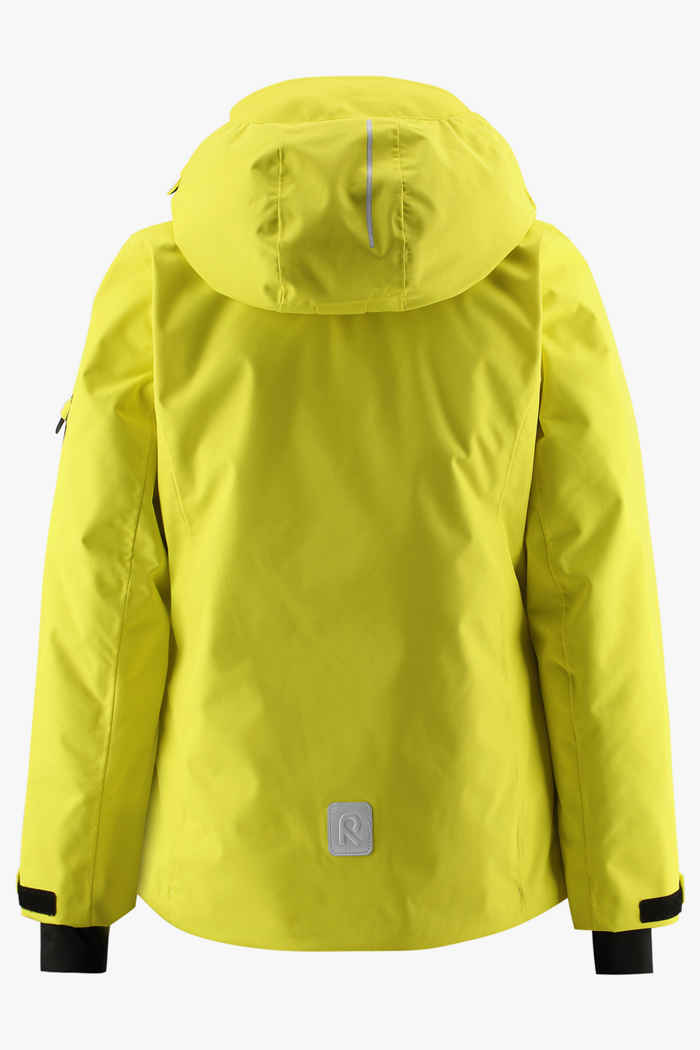 Reima Frost Mädchen Skijacke Farbe Gelb 2
