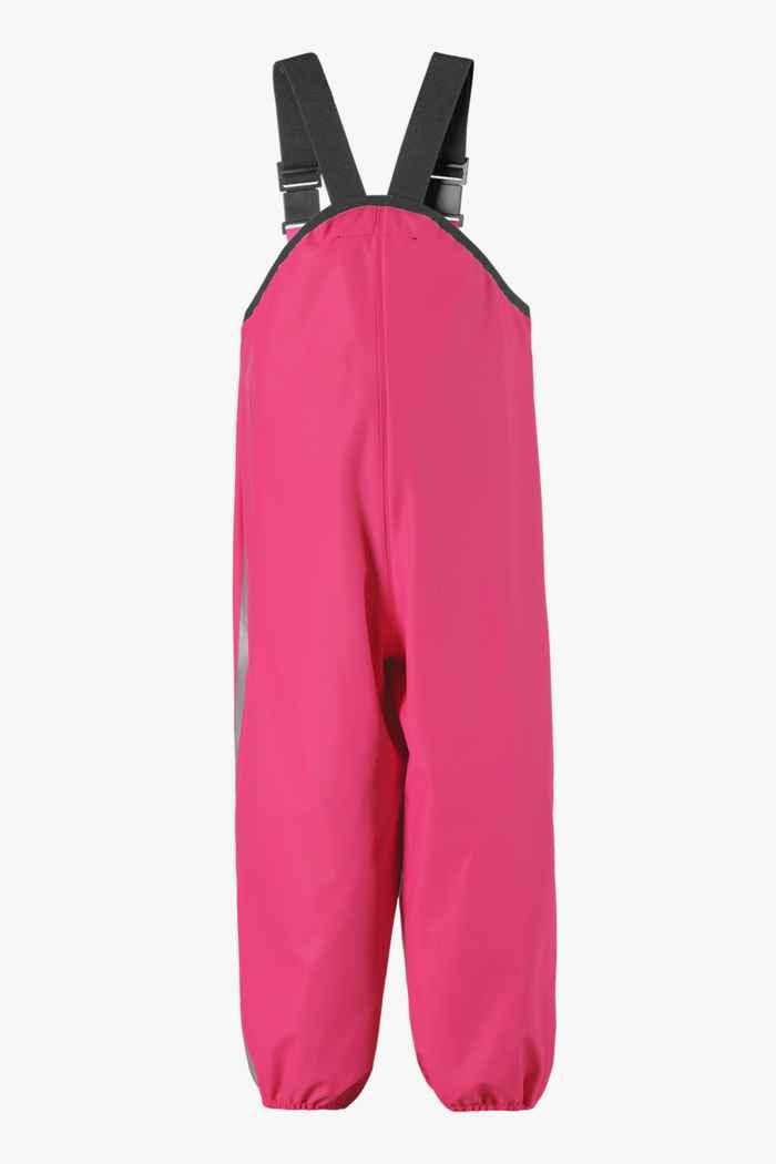 Reima Lammikko Mini Mädchen Regenhose Farbe Pink 1