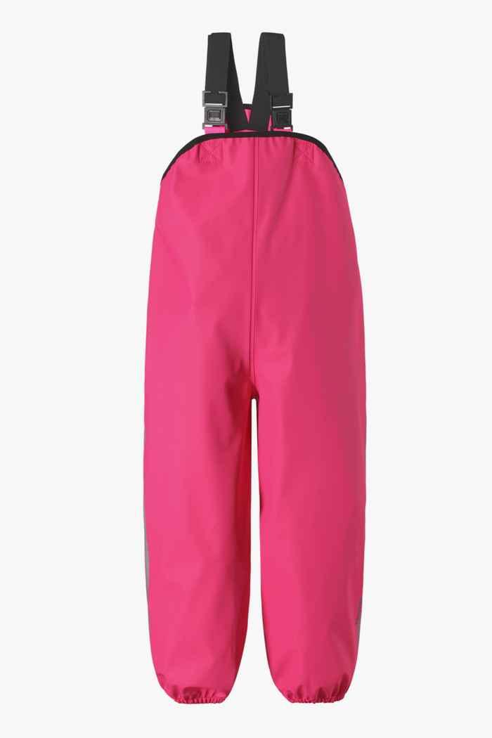 Reima Lammikko Mini Mädchen Regenhose Farbe Pink 2