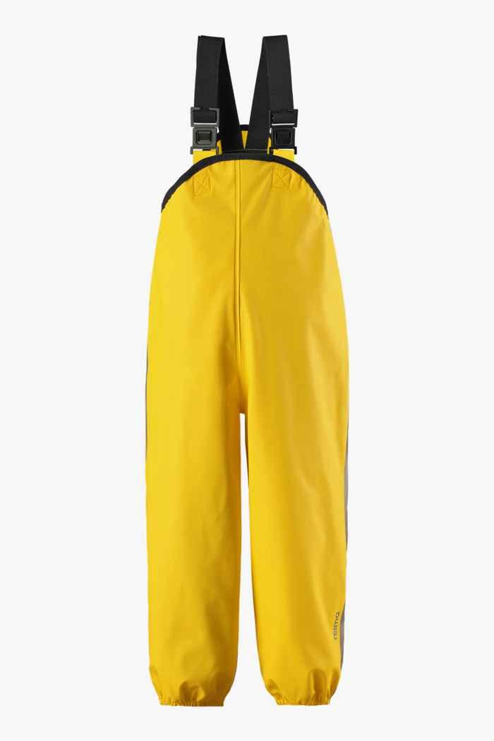 Reima Lammikko Mini pantalon imperméable enfants Couleur Jaune 1