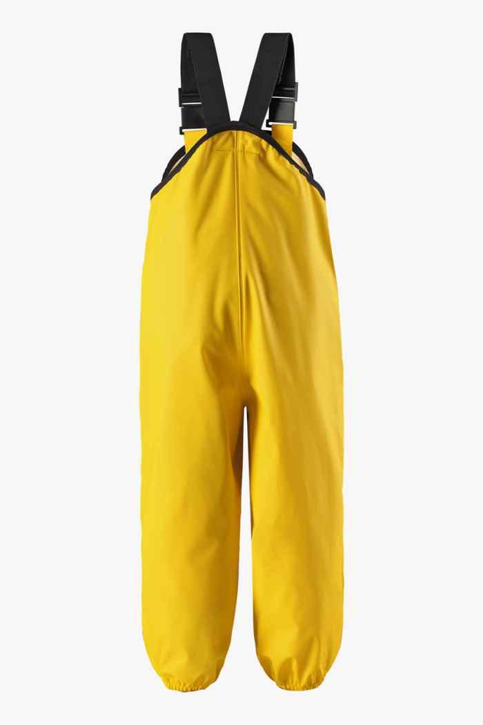 Reima Lammikko Mini pantalon imperméable enfants Couleur Jaune 2