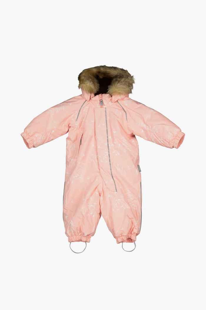 Reima Lappi Kleinkind Skioverall Farbe Rosa 1