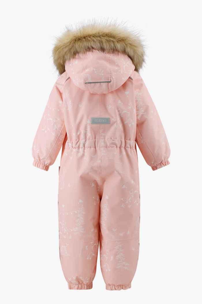 Reima Lappi Kleinkind Skioverall Farbe Rosa 2
