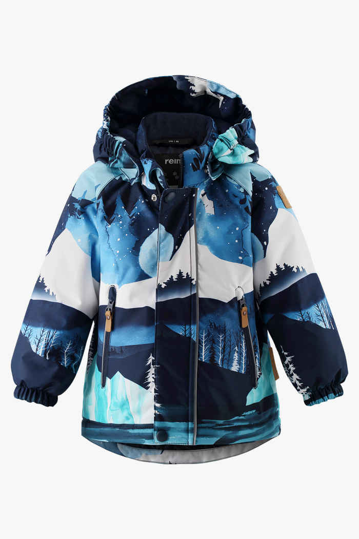 Reima Ruis Kleinkind Skijacke Farbe Blau 1