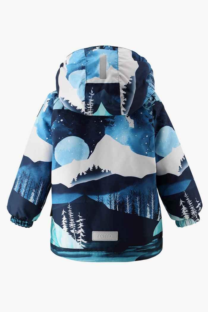 Reima Ruis Kleinkind Skijacke Farbe Blau 2