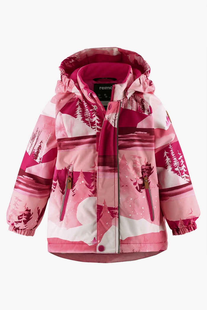 Reima Ruis Kleinkind Skijacke Farbe Rosa 1