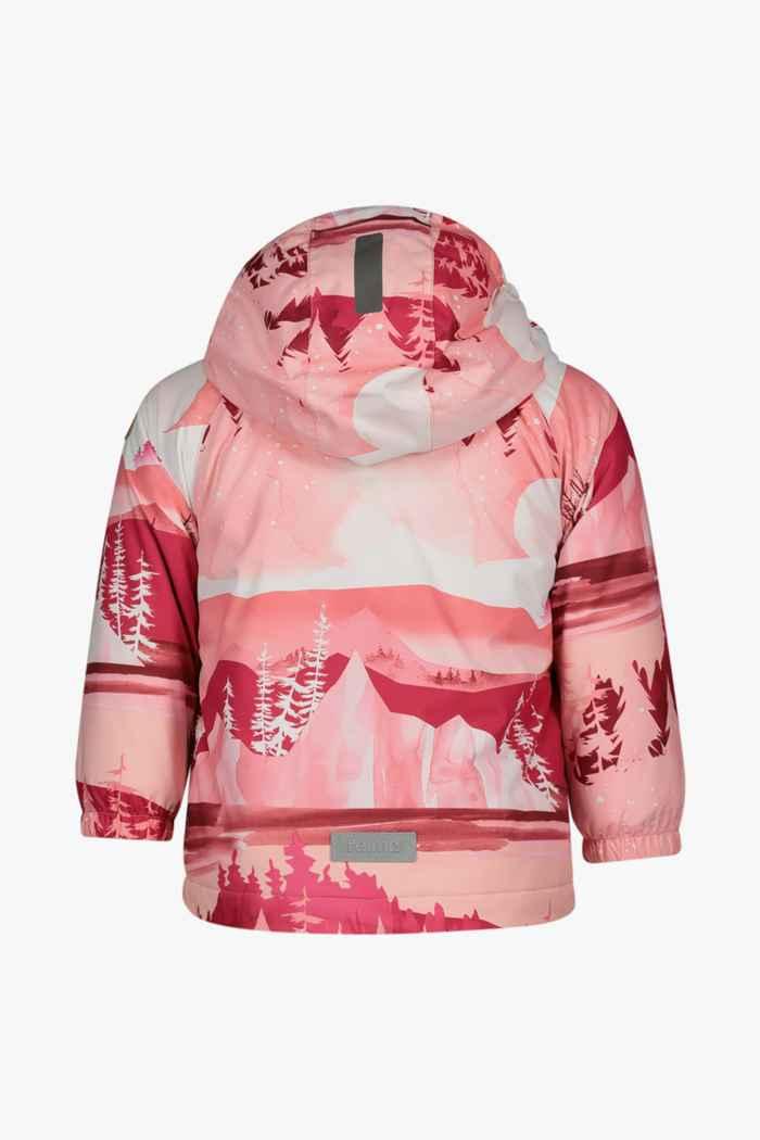 Reima Ruis Kleinkind Skijacke Farbe Rosa 2