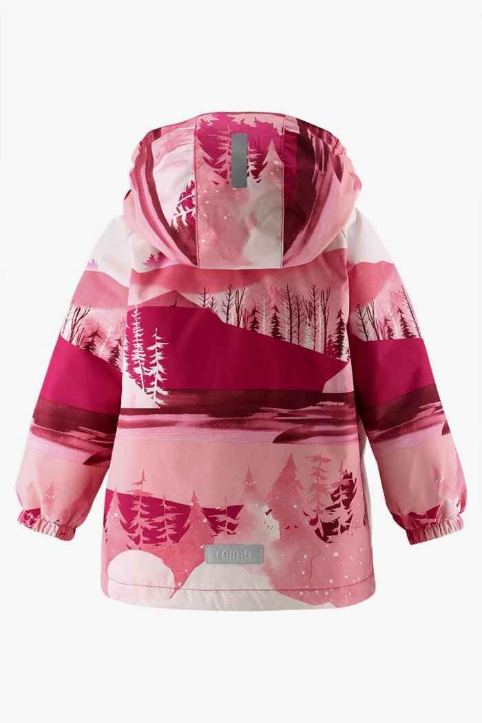 Reima Ruis veste de ski jeune enfant Couleur Rose 2