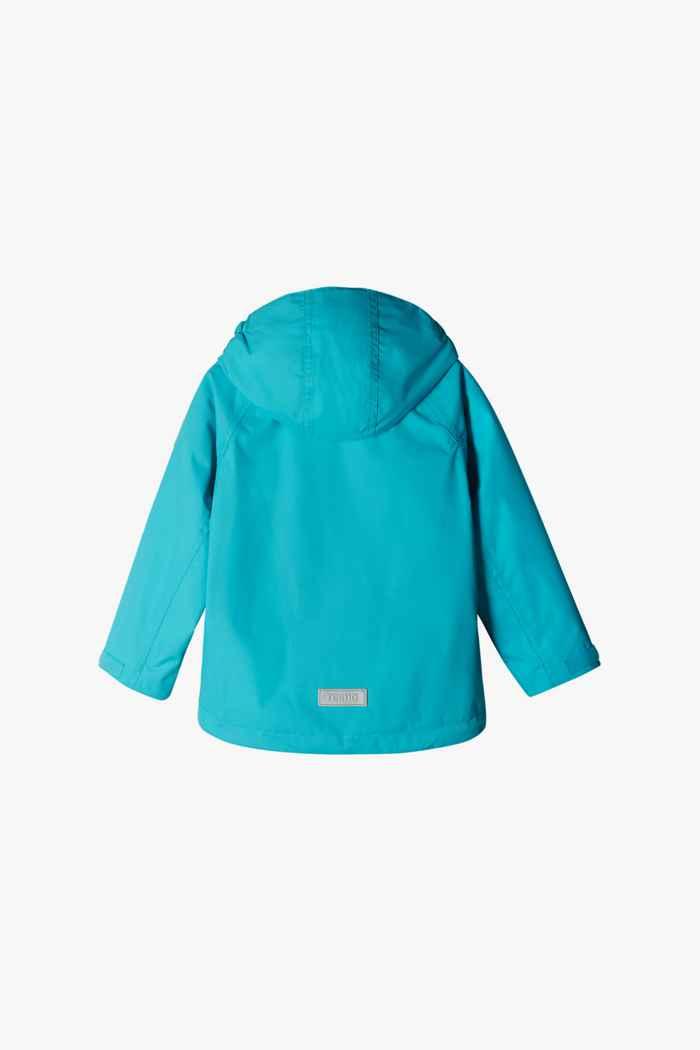 Reima Soutu giacca impermeabile bambini Colore Turchese 2