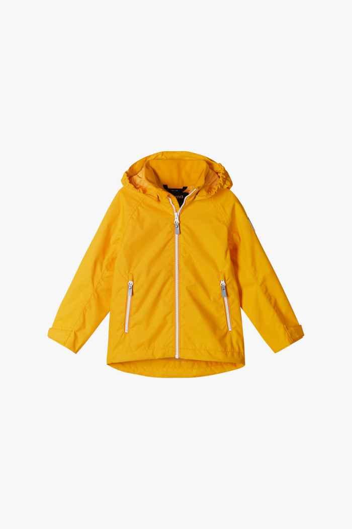 Reima Soutu Kinder Regenjacke Farbe Gelb 1