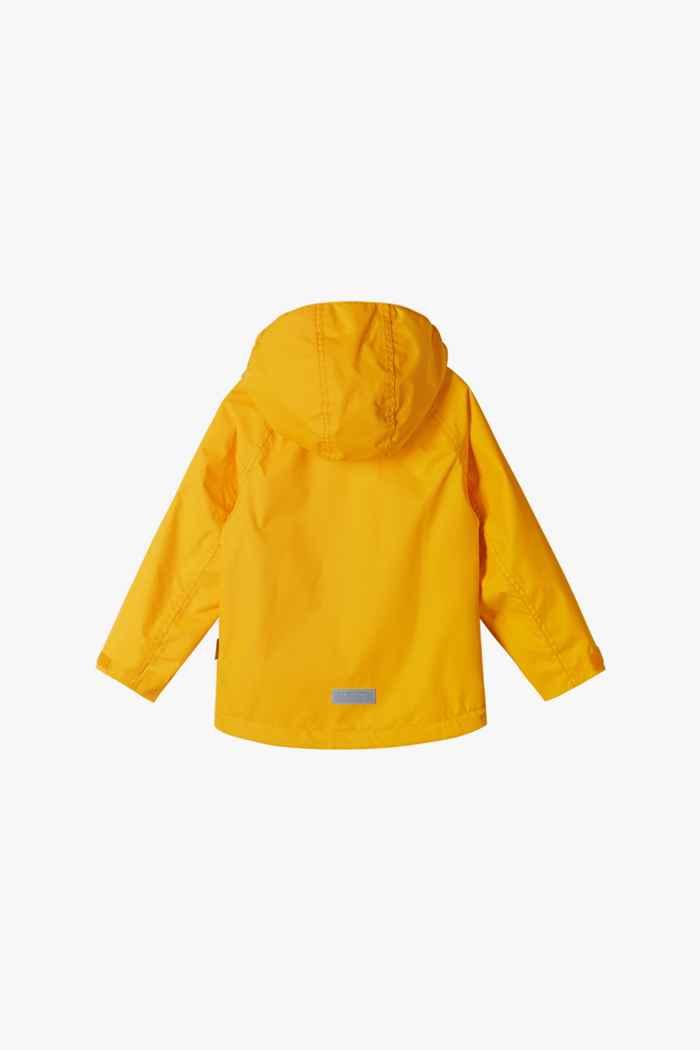 Reima Soutu Kinder Regenjacke Farbe Gelb 2